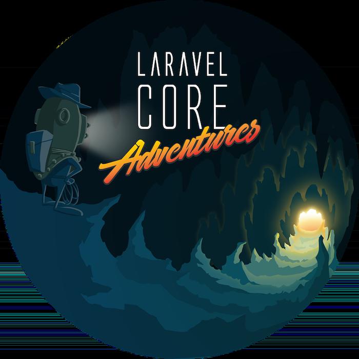 Laravel Core Adventures Logo